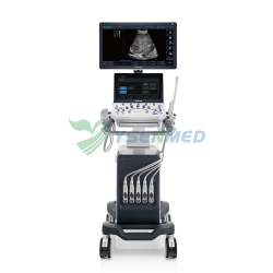 New Design Trolley Color Doppler Ultrasound Sonoscape P9