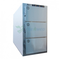 Mortuary Corpse 3 Bodies Freezer YSSTG0103