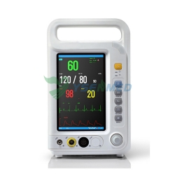 Portable Adult And Children Benchtop Medical Patient Monitor YSPM80A