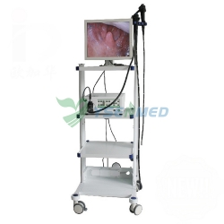 Medical Trolley Endoscope Video Colonoscope YSEMV-400