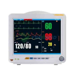 Medical Portable Multi-Parameter Patient Monitor YSPM80G