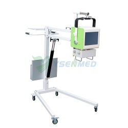 5.0kW Digital Portable & Mobile X-ray Machine for Coronavirus YSX050-C