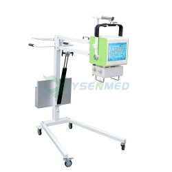 Digital Portable Veterinary X-ray System With Flat Panel Detector YSX050-C
