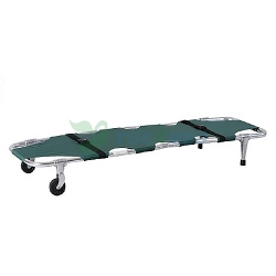 Factory Price Aluminum alloy 2 Folded Stretcher YSDW-F001