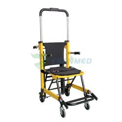 YSDW-ST003 Aluminum Alloy Stair Stretcher Fire Rescue Evacuation Chair