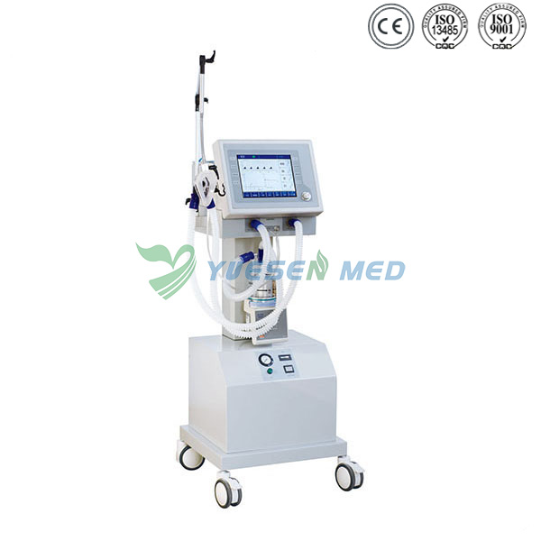 Medical ICU Ventilator Machine