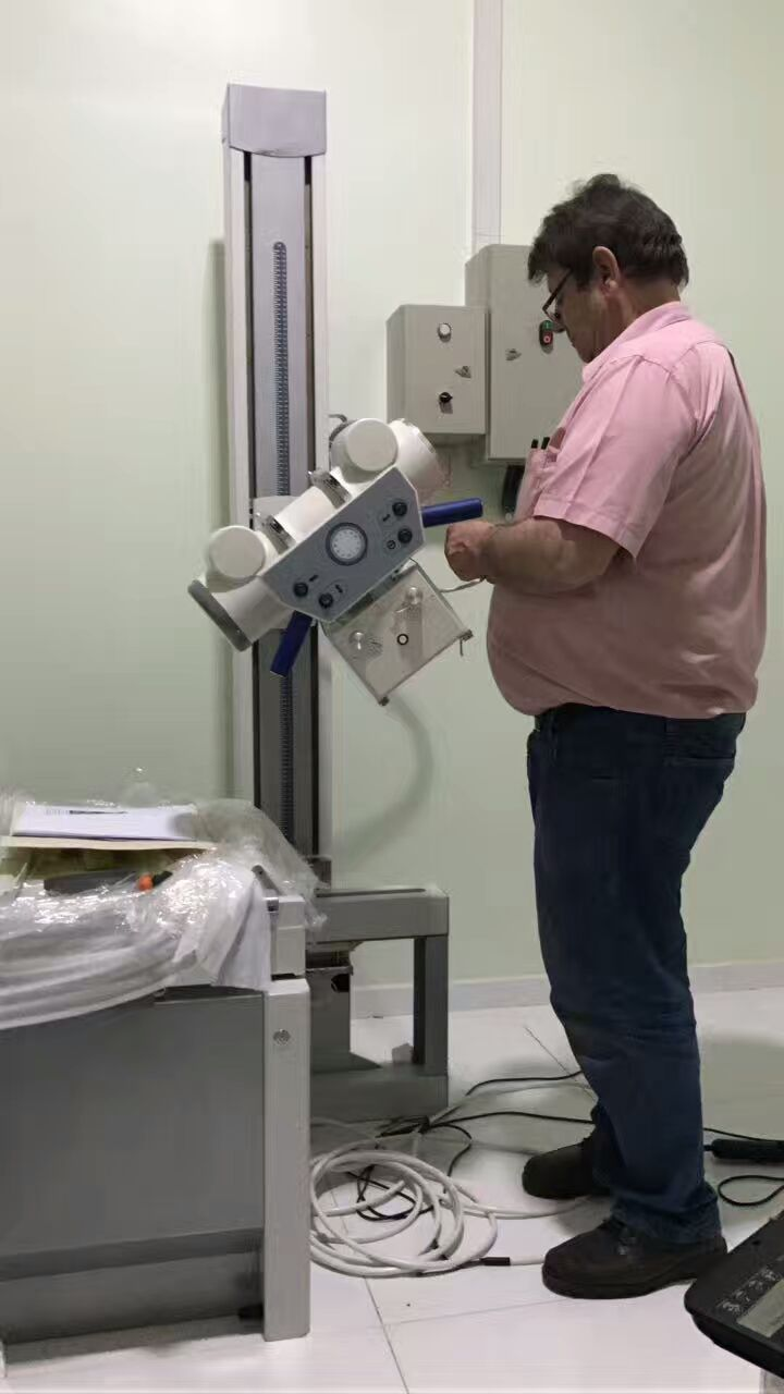 YSENMED 50KW 500mA X-ray Machine Installed in Paraguay