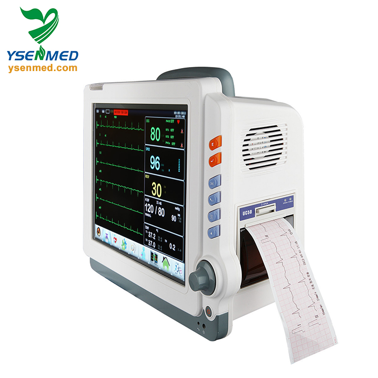 12 inch multi parameter patient monitor price YSPM90C