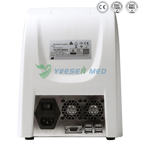 YSTE100 Portable Full Automatic Chemistry analyzer