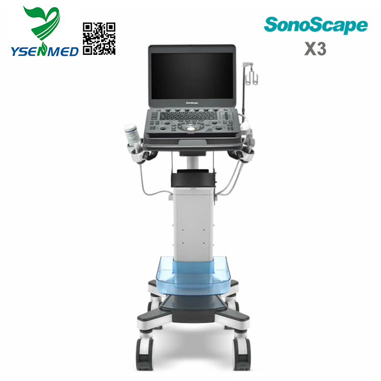 SonoScape X3 Price - Sonoscape Portable 4D Color Doppler Ultrasound X3 Cost