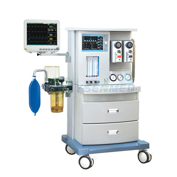 Trolley Anesthesia Machine