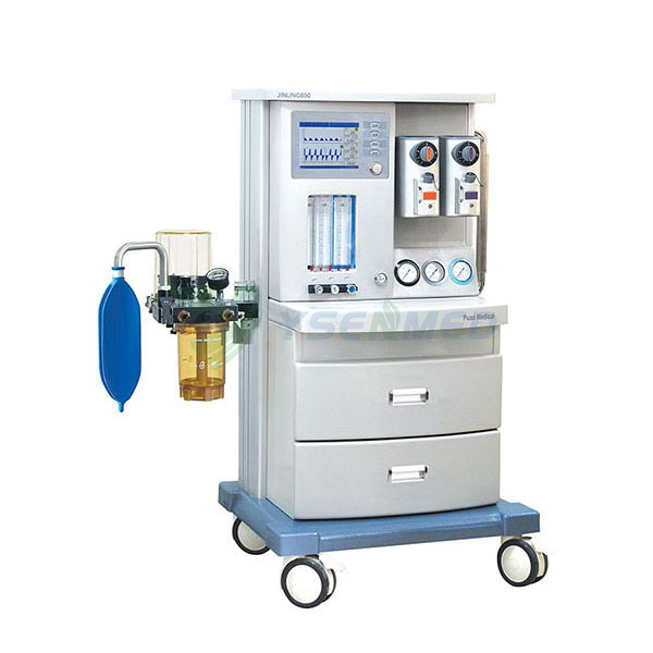 Medical Trolley Anesthesia Machine Price