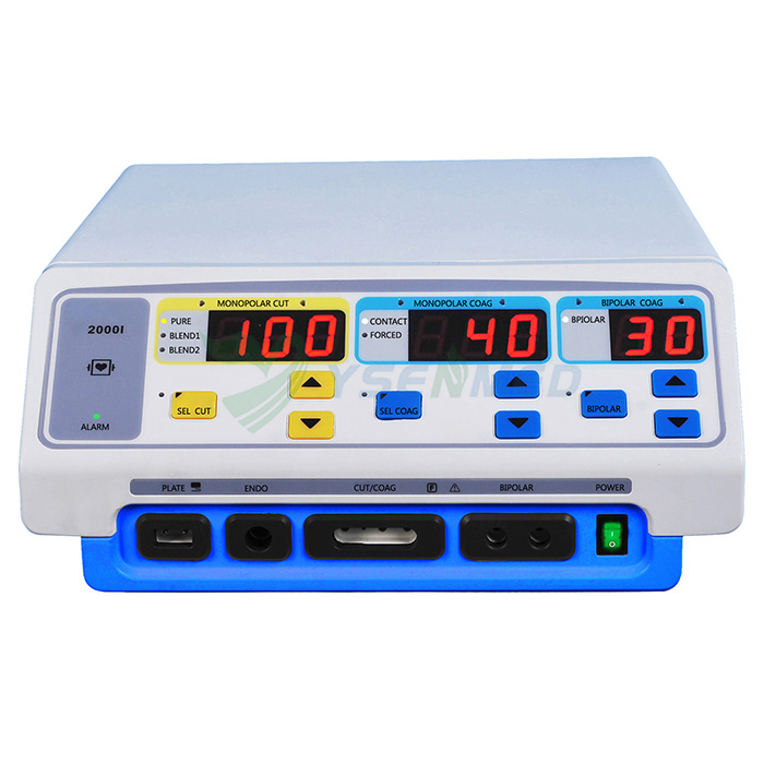 High Frequency Cautery Surgical Electrosurgical Generator
