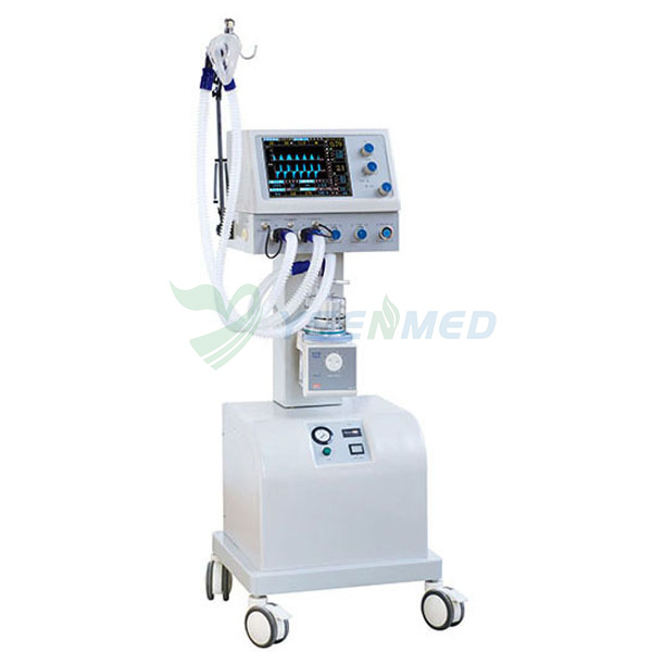 Mobile ICU Ventilator