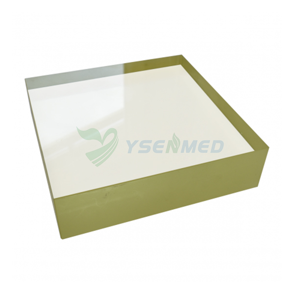 YSX1613 radiation shielding lead lined glass