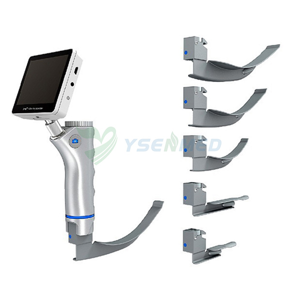 video laryngoscope anesthesia