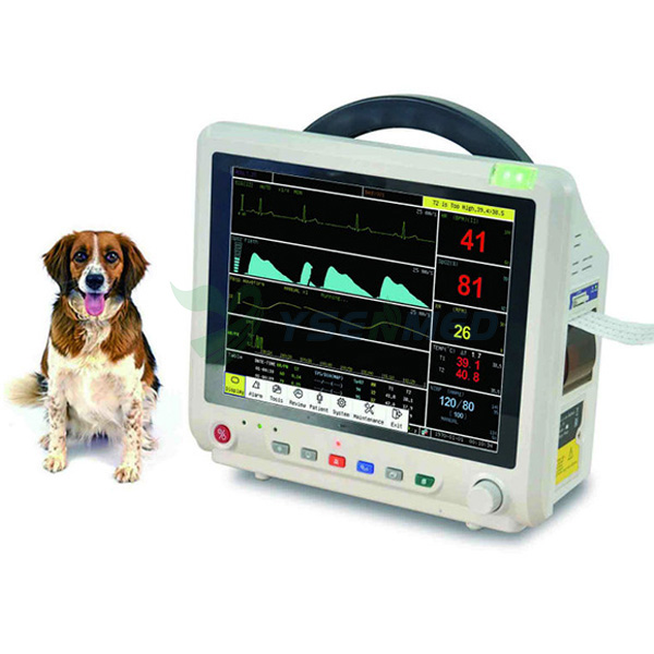 veterinary patient monitor