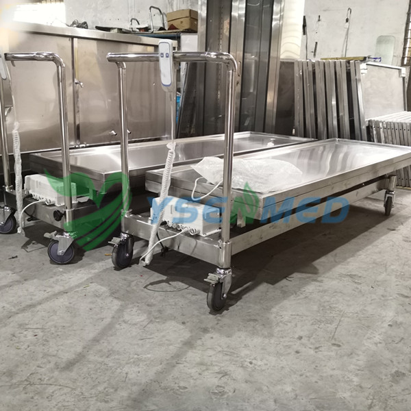 Mortuary Equipment Customer From Mauritius Place Order_NEWS_Medical