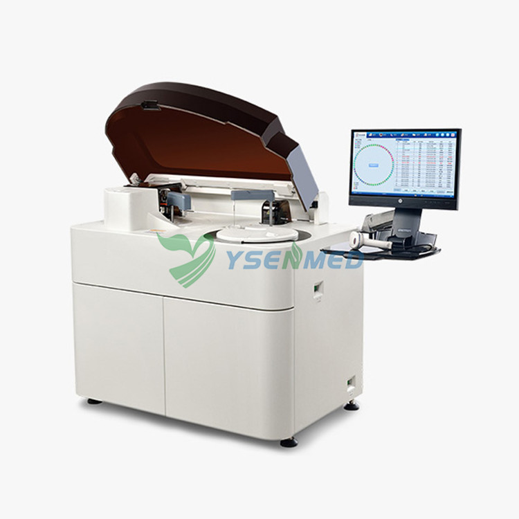 Auto Chemiluminescence Analyzer